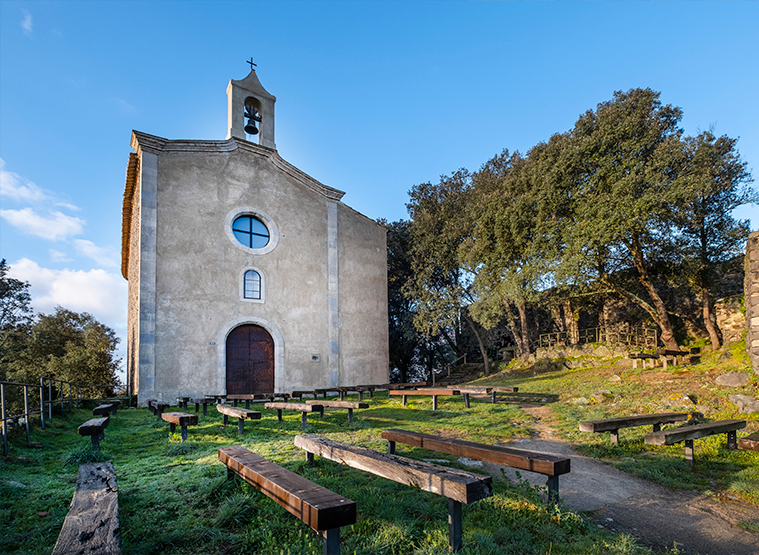 Castell i Ermita de Sant Maurici