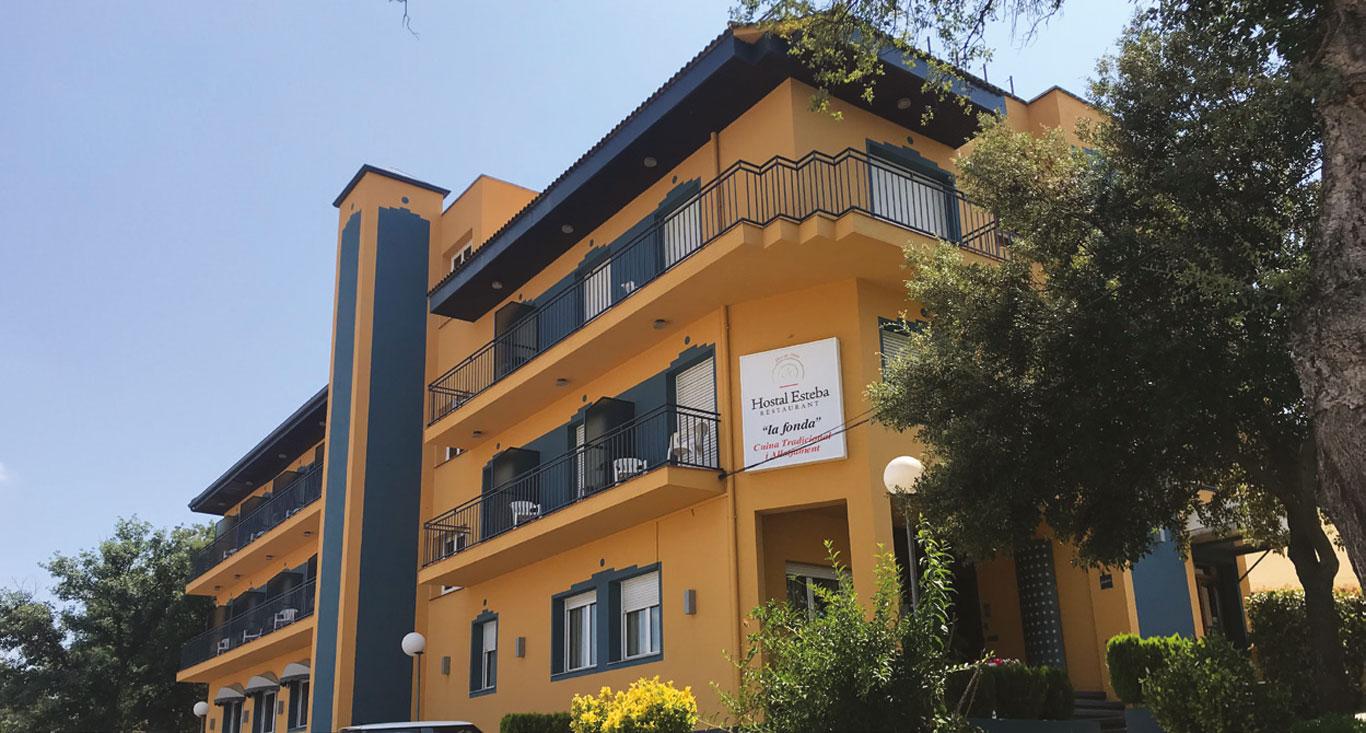 Hostal Esteba Restaurante