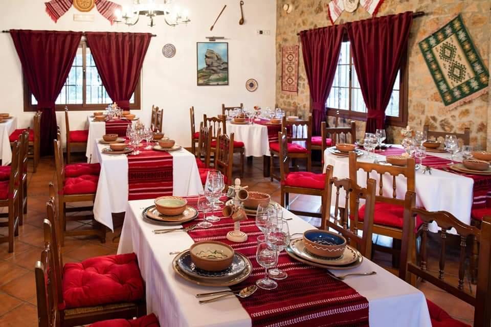 Restaurant Casa Romaneasca