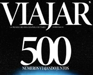 Caldes de Malavella té presència a la revista Viajar nº500, al Fitur