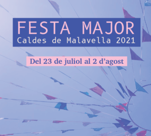 Festa Major 2021 i inscripcions d'activitats a càrrec de l'Oficina de Turisme